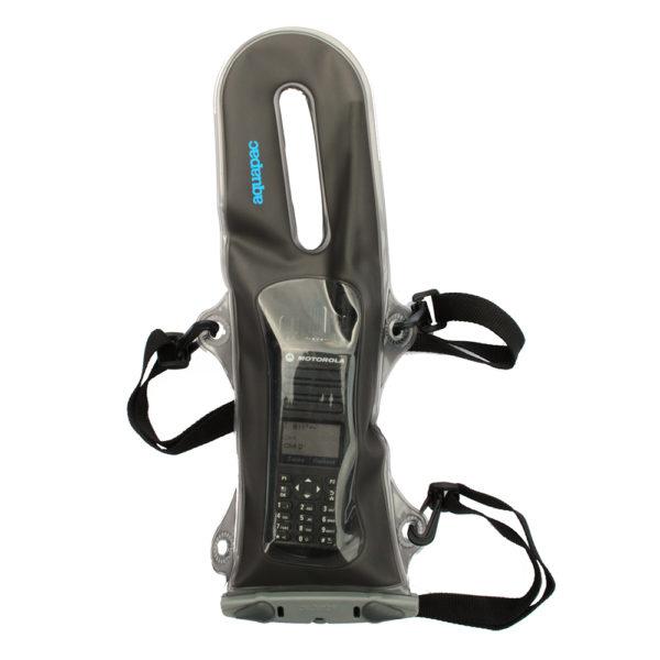 100% waterdichte VHF hoes met handgreep