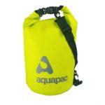 Waterdichte droogtas 7 liter groen
