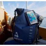 Waterdichte rugzak voor op de boot