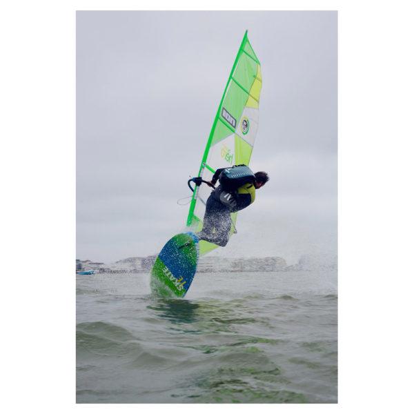Waterdichte surftas