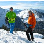 waterdichte heuptas voor wintersport