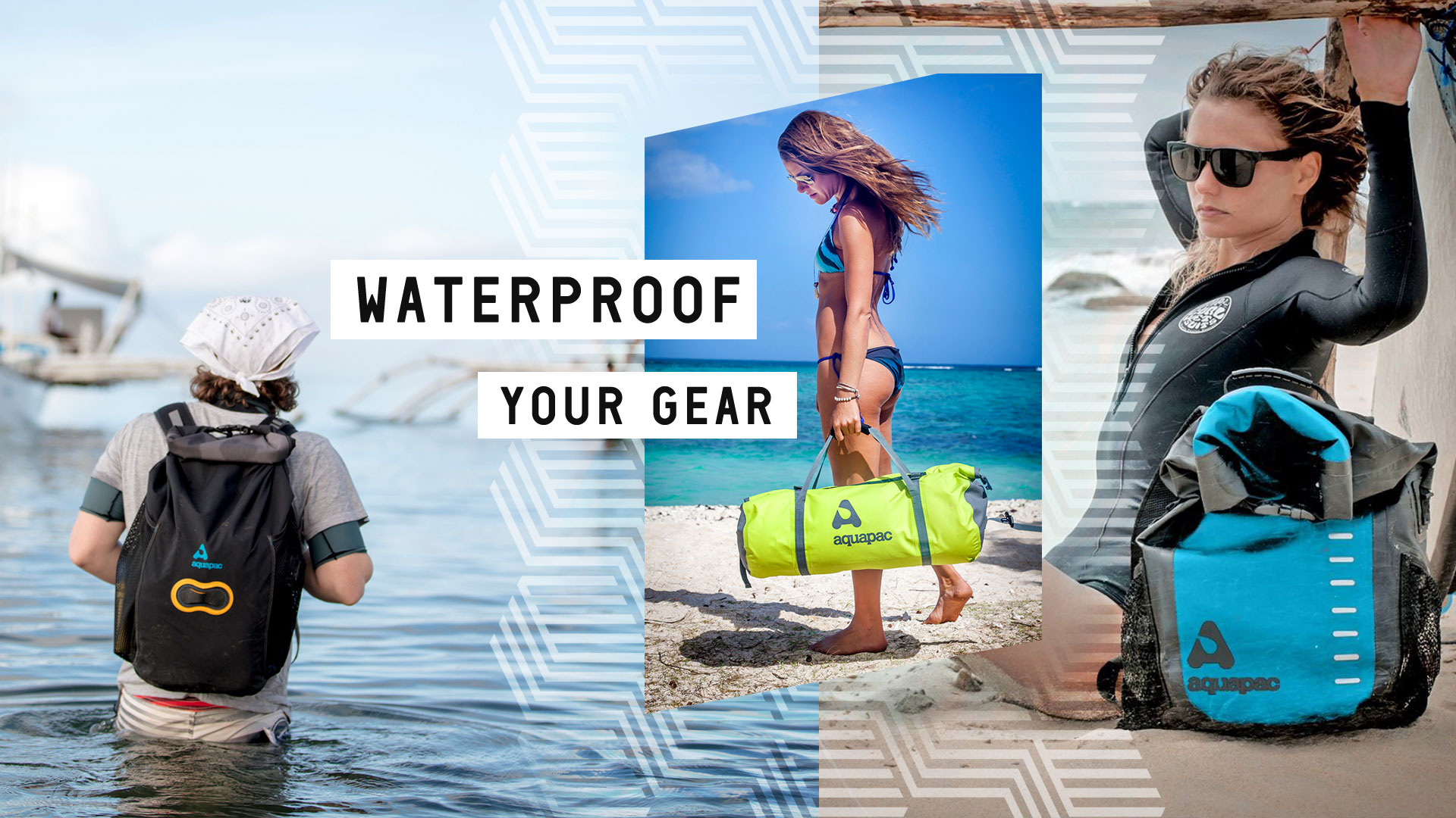 Waterproof your gear